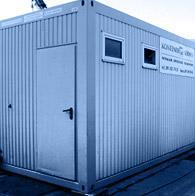 przycisk - kontenery sanitarne